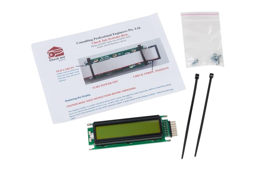 Check Inn Systems Keysafe Key Dispenser Display Kit