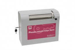 Check Inn Systems Key Return Safe - secure strong key / card return safe