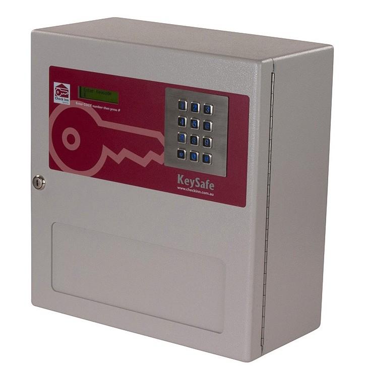 Check In Key safe key dispense system 24 Keys Motel, Hotel Car Rental