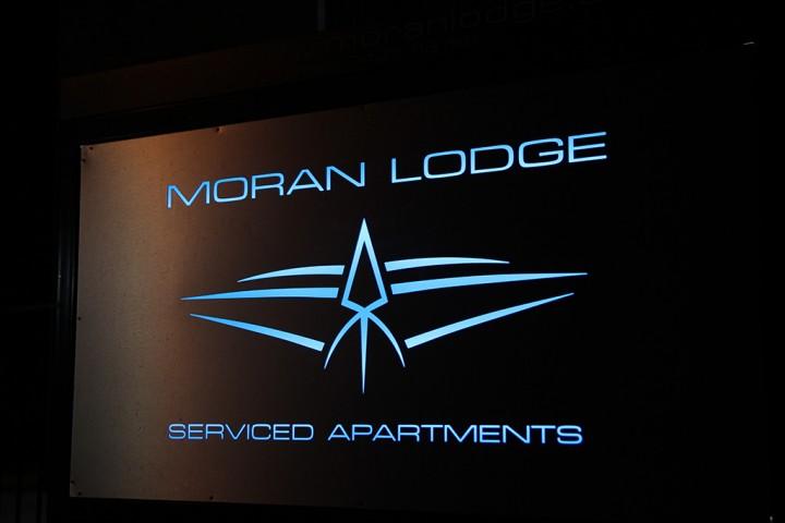 Moran Lodge keyless Access System