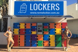Rent A Locker Surfers Paradise